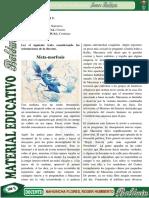 SESIÓN N° 6 (II T.) - TERCER AÑO DE SECUNDARIA - COMPRENSION LECTORA