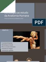 Introdução ao estudo da Anatomia Humana.pptx