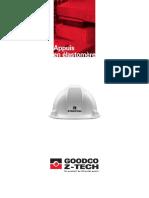 Goodco Z Tech Appuis Elastomere