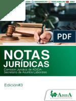NOTAJURÍDICA#3 - PENSIONES A DOCENTES