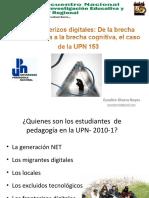 fronterizos UPn 153