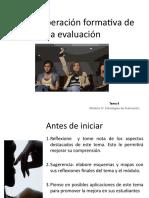 Tema 4 modulo evaluación