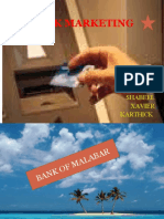 BANKING SERVICE MARKETING