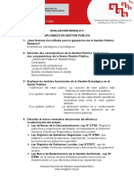 Evaluacion GP MODULO II