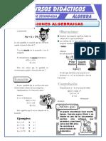Ecuaciones-Algebraicas-para-Segundo-de-Secundaria