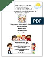 guia didactica # 11 preescolar