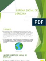 Colombia estado social de derecho 1.1