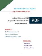 ANS-202 Kalyan HS (4207) Asssigment