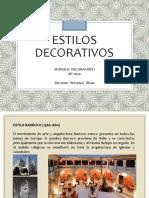 ESTILOS DECORATIVOS 2020.ppt