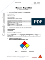 HS -Sika Antisol S MSDS