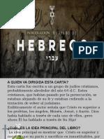 Hebreos clase virtual
