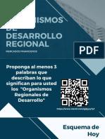 Organismos de desarrollo regional