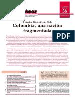 GonzalezFer_Colombia Nacion Fragmentada