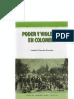 Gonzalez Poder y Violencia en Colombia