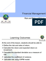 Financial Management materials