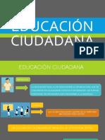 Educacion ciudadna