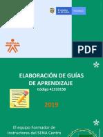 GUIAS DE APRENDIZAJE 2019 COMPLETA