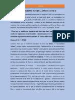 IGLESIA NUESTRO RETO EN LA ERA POS.pdf Maria Luisa Pezoa
