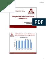 Perspectivas de la caficultura colombiana