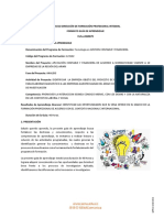 Guia de Aprendizaje N. 3 (Innovacion)