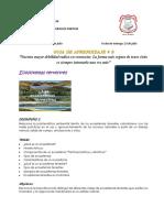 GUIA # 8 ECOSISTEMAS TERRESTRES
