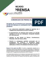 Contraloría abre investigación a Alcaldía de Medellín por presuntos sobrecostos en el PAE