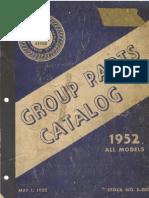 Hudson Cars Parts Catalog