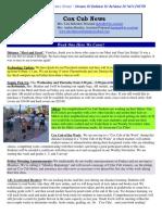 Cox News Volume 10 Issue 3