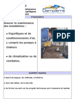 """BAC PRO """"FROID & CLIM"""""""