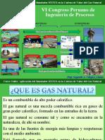 Curso cadena valor gas natural