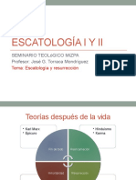 Escatología y resurrección.pptx