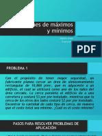 aplicaciones de maximos y minimos.pptx