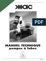 OMAC Manuel technique Francaise