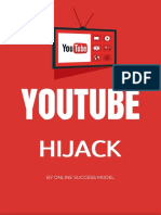 Youtube training course book