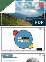 TEMA 3 - LA LUNA Y EL SOL