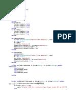 coding form