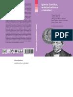 Iglesia Católica, anticlericalismo y laicidad.pdf