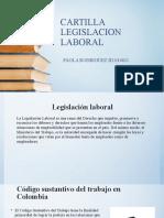 CARTILLA LEGISLACION LABORAL