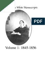 Ellen-G-White-MANUSCRIPTS-Volume-1_1845-1856