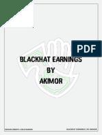 Blackhat Earning By Akimor