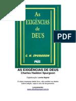 26 As existências de Deus - Charles  Haddon Spurgeon.pdf