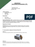 Laboratorio 2 Fuente de Poder de PC 2020