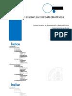 Alteraciones-hidroelectrolíticas