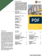 economia LM Scienze Politiche di Governo
