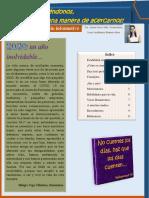 Boletín Informativo Agosto 2020