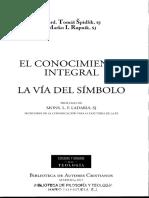 1. Spidlik Rupnik - El conocimiento integral..pdf