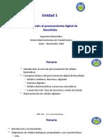 Unidad 1. Introducción al procesamiento digital de bioseñales new.pptx