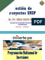 GESTION PROYECTOS SNIP Unidad I-2019-A.pdf