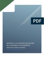 APORTES A LA CONCEPTUALIZACIÓN DEL DESARROLLO ECONÓMICO.pdf
