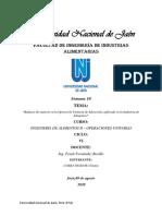 SEMANA 10, INGENIERÍA DE ALIMENTOS II , CLINTON CUBAS VICENTE..pdf